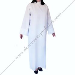 RHS110-robe-maconnique-blanche-memphis-misraim-mixte-decors-franc-maconnerie-symboles-loge-glmmm-accessoires-vetements-fm