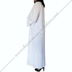 RHS110-robe-maconnique-blanche-memphis-misraim-mixte-decors-franc-maconnerie-symboles-loge-glmmm-fm-accessoires-vetements