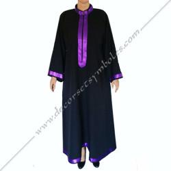 RHS120-robe-maconnique-noire-memphis-misraim-pourpre-ruban-decors-loges-martiniste-source-glmmm-objets-venise-fm