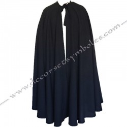 Black Cape - Scotish Rite -...