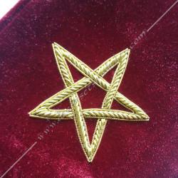 HRA011-sautoir-maconnique-14eme-degre-reaa-rite-ecossais-accepte-ancien-gldf-godf-dh-fm-decors-loge-symboles