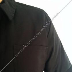 VCH100-veste-maconnique-bourgeron-noire-charpentier-coton-decors-accessoires-maconniques-outils-cadeaux-loge-fm-rite