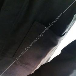 VCH110-veste-maconnique-bourgeron-noire-charpentier-coton-decors-accessoires-maconniques-outils-cadeaux-fm-loge-rite