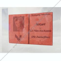 Tablier de Maître - Rite Francais - TRF 040B