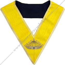 HRM160-sautoir-cordon-95-95eme-degre-rite-memphis-misraim-decors-maconniques-loges-symboles-egyptiens-isis-osiris-fm
