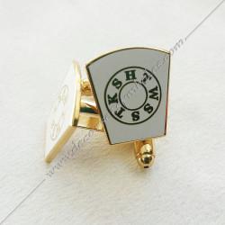 Masonic Cufflinks Symbol La...