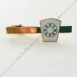 epingle-a-cravate-maconnique-la-marque-lettres-blanches-or-decors-cadeaux-bijoux-franc-maconnerie-fm