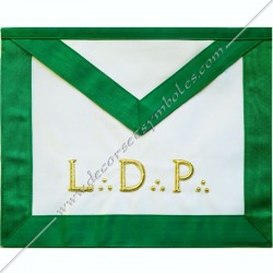 Apron of 15th Degree - AASR...