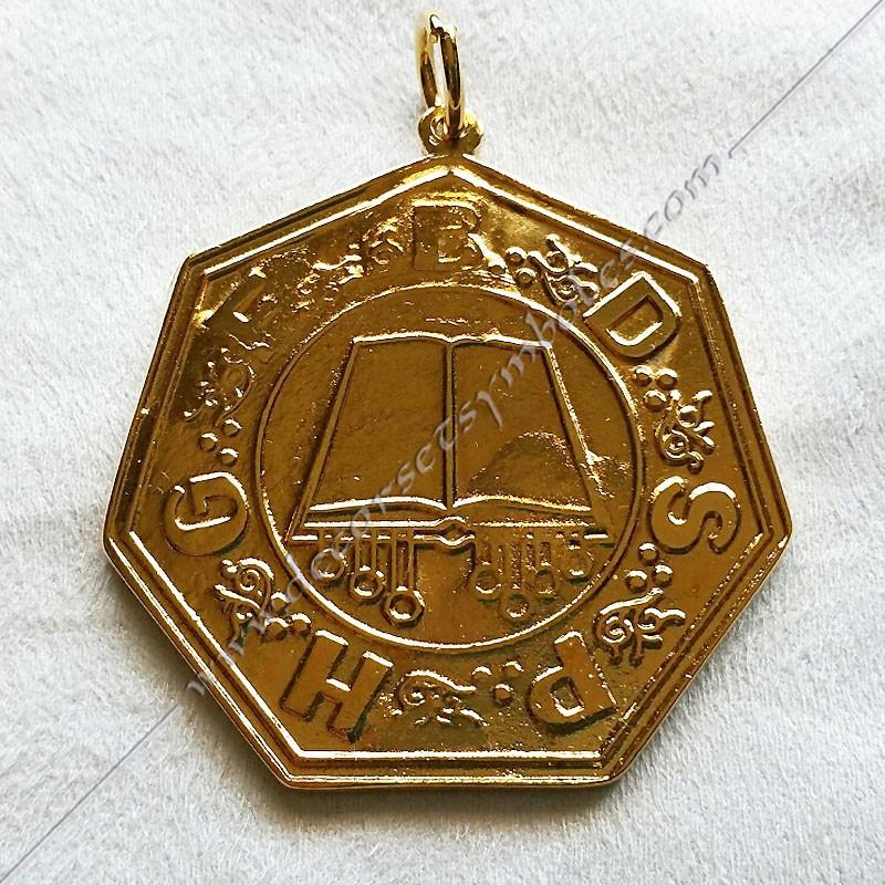 FGK258-bijou- maconnique-17eme-dix-septieme-degre-reaa-rite-ecossais-ancien-accepte-decors-accessoires-objets-fm