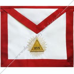 HRA467-tablier-maconnique-13eme-treizieme-degre-reaa-rite-ecossais-ancien-accepte-symboles-decors-cadeaux-accessoires-fm