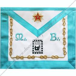 TRF200B-tablier-maconnique-rite-francais-groussier-decors-accessoires-loges-pave-mosaique-maitre-fm