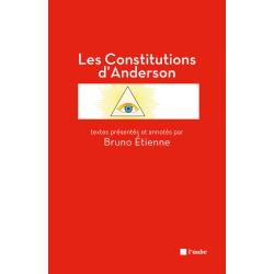 Les Constitution d'Anderson...