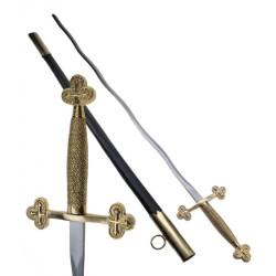 Porte Clefs Epée Templière - FGK 230
