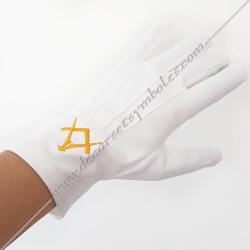 GCB060-gants-maconniques-brodes-equerre-compas-or-decors-franc-maconnerie-articles-objets-cadeaux-fm