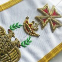 Bijou 4eme Ordre - Rite Francais - 18eme Degre - REAA - FGK 240