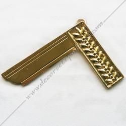 FGK100-masonic-regalia-gilt-jewel-24-carats-worshipful-Master-Collar-freemason-collar-apron-fm