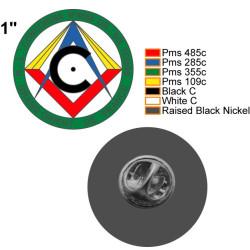 Pin's Concordia - PIN 019 -...