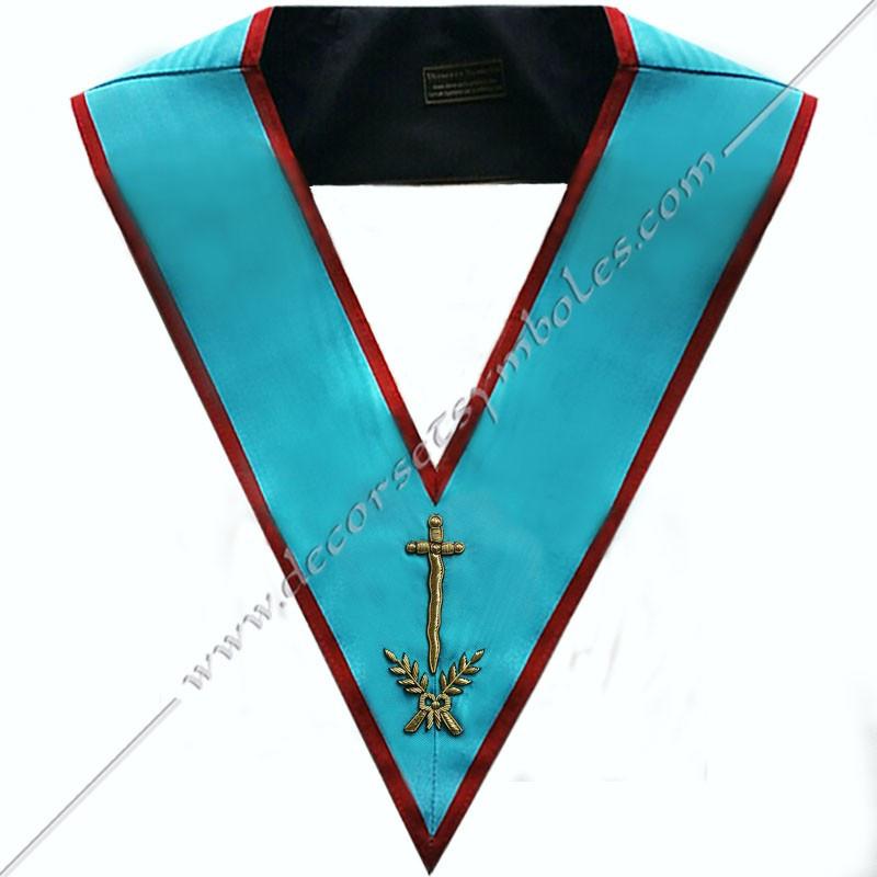 SRA009-sautoir-maconnique-couvreur-reaa-terrible-rite-ecossais-ancien-accepte-symboles-loges-decors-rituels-articles-fm