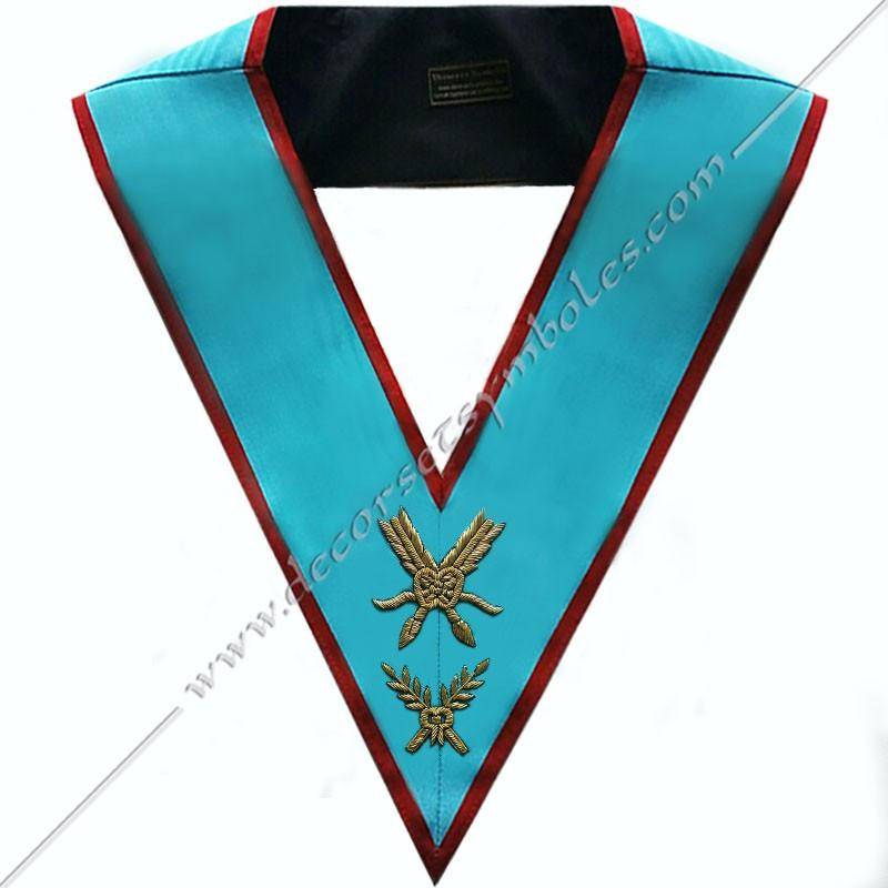 SRA004-sautoir-maconnique-secretaire-reaa-rite-ecossais-ancien-accepte-loges-decors-rituels-articles-bijoux-boutiques-cadeaux-fm