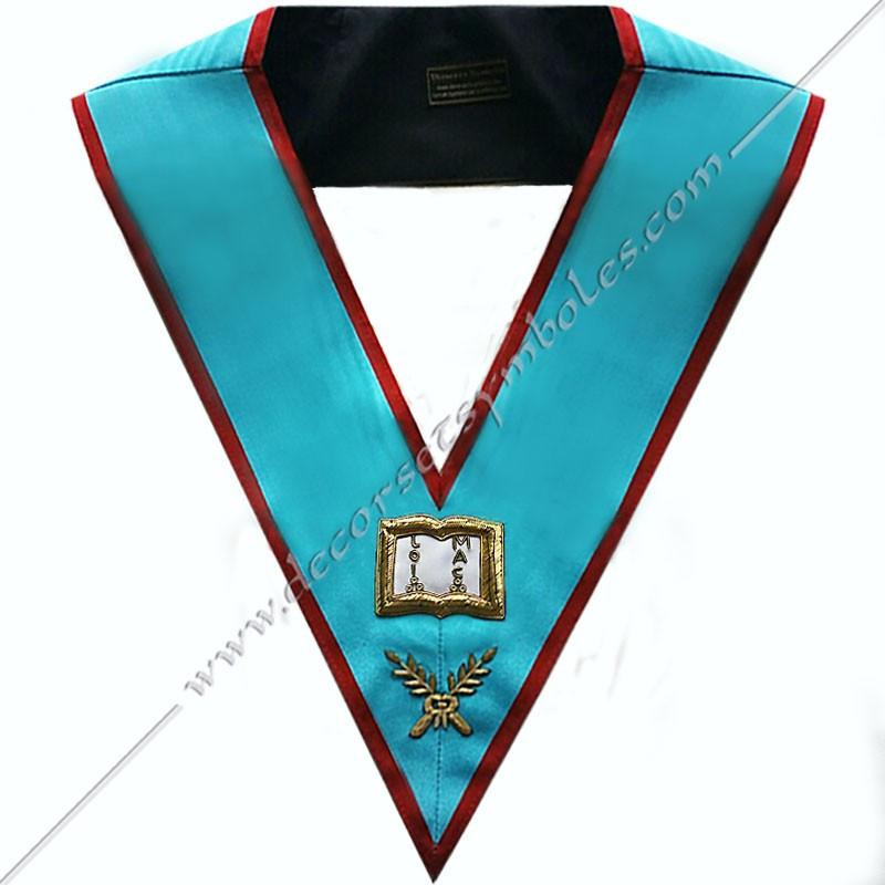 SRA008-sautoir-maconnique-orateur-officier-rite-ecossais-ancien-accepte-symboles-loges-reaa-decors-articles-objets-cadeaux-fm