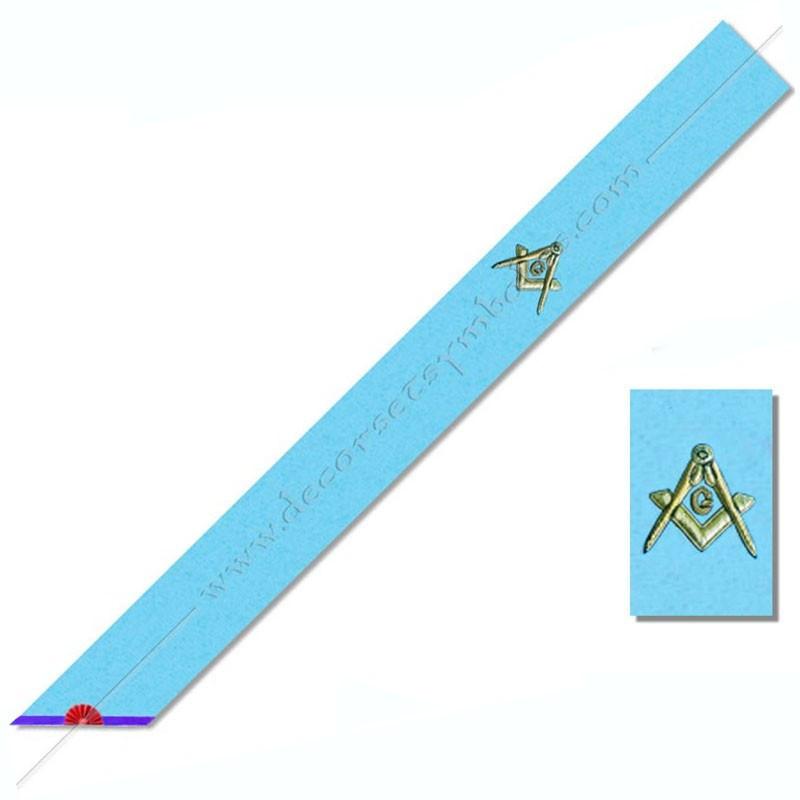 BRM114-cordon-baudriers-maconnique-rite-misraim-memphis-toulouse-venise-decors-loges-egyptien-horus-isis-osiris-fm