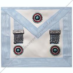 TEM059C-apron-masonic-rite-english-style-emulation-union-regalia-accessories-freemasonnery-ceremony-lodges-objects-fm