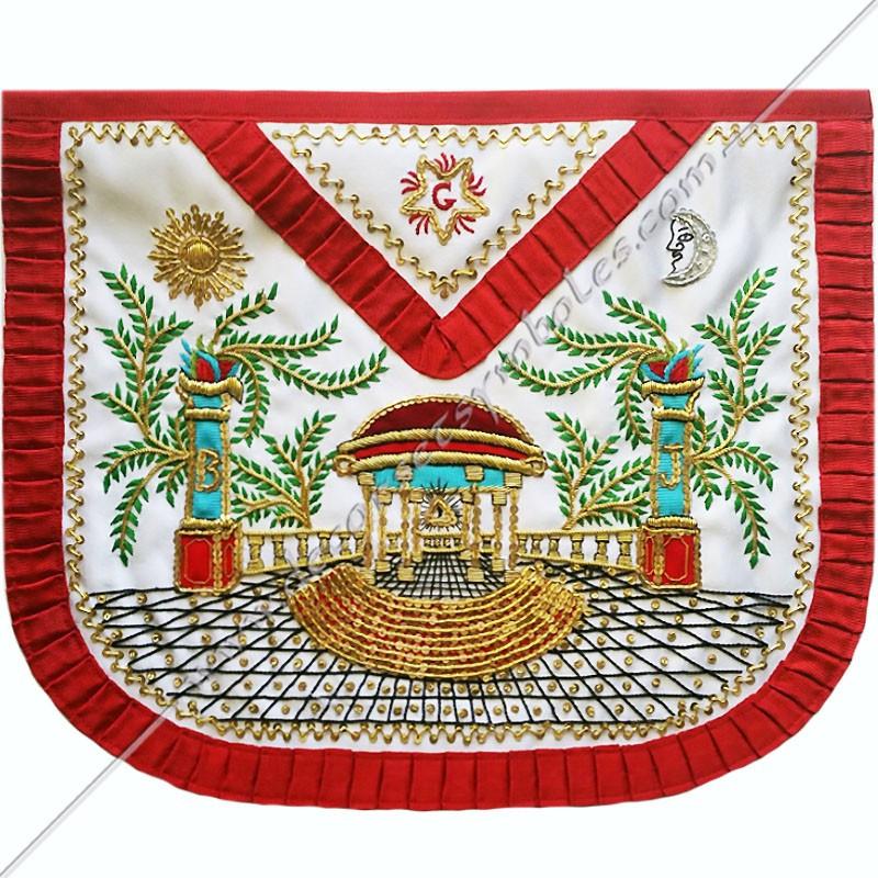TRA068R-tablier-maconnique-maitre-reaa-rite-ecossais-ancien-accepte-decors-voltaire-rousseau-mozart-prestige-cadeaux-loges-fm