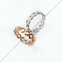Infinity Ring Symbol Lake...