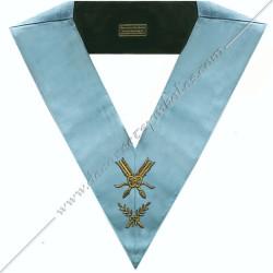 SRFT004-sautoirs-cordons-maconniques-officier-secretaire-rite-francais-traditionnel-philosophique-retabli-fm