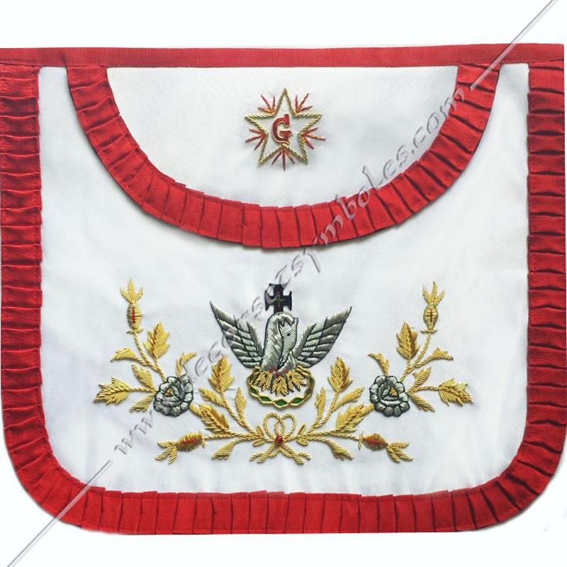 HRF052-tablier-maconnique-maitre-4eme-ordre-rite-francais-moderne-traditionnel-sagesse-hauts-grades-fm