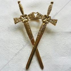 FGK126-bijou-maconnique-loge-maitre-ceremonies-rite-regime-ecossais-rectifie-franc-maconnerie-symboles-decors-fm