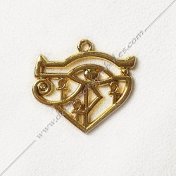 Masonic Golden Pendant...