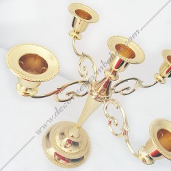 OUT082-chandelier-bougeoir-candelabre-maconnique-5-branches-decors-loges-accessoires-symboles-fm