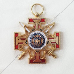 Ensemble 11 sautoirs Officiers - Rite Francais Traditionnel