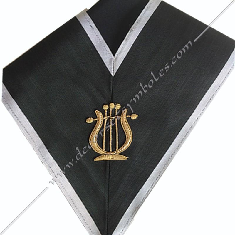 HRA071-cordon-sautoir-maconnique-colonne-harmonie-30eme-degre-reaa-rite-ecossais-ancien-accepte-maitre-musique-ereopage-fm