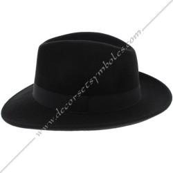 CHA012-chapeaux-maconniques-coiffes-calot-couvre-chefs-camarguais-feutre-borsalino-ceremonies-fm-loges