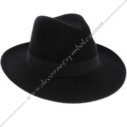 CHA012-chapeaux-maconniques-coiffes-calot-couvre-chefs-camarguais-feutre-fm-borsalino-ceremonies-loges