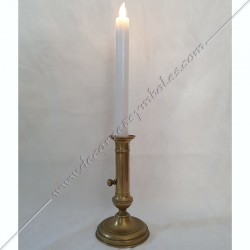 ACC090-bougies-chandelles-maconnique-blanches-led-flammes-allumages-lampes-lumieres-decors-outils-loges-fm