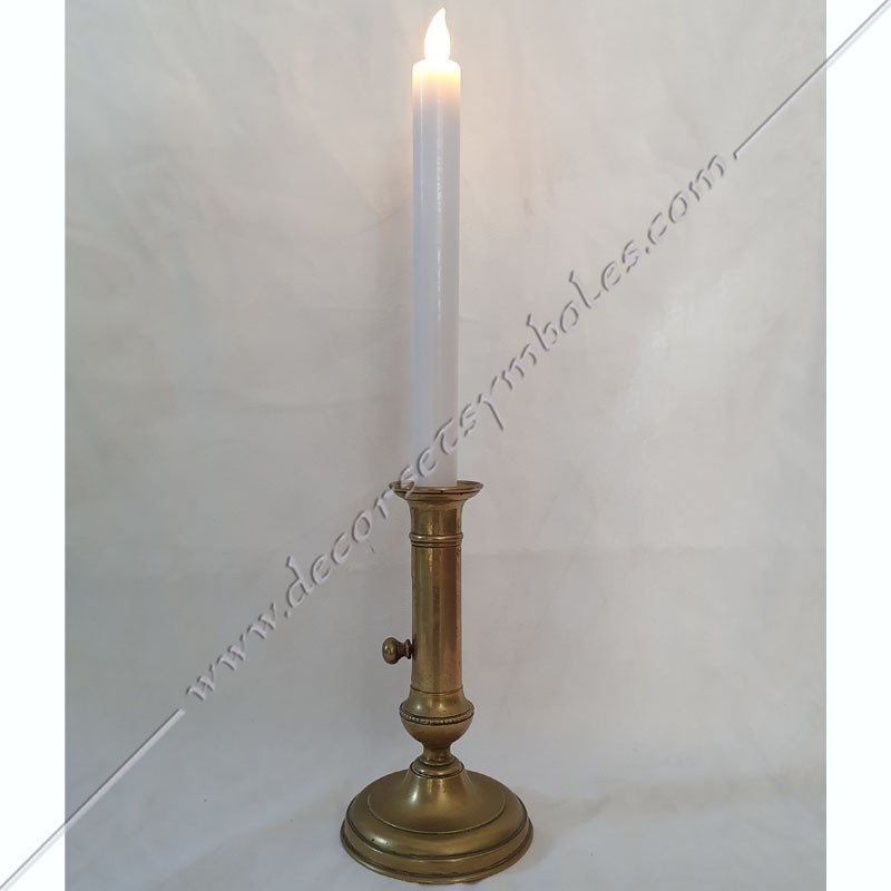 ACC090-candles-masonic-white-led-flames-lighting-lamps-lights-decorations-tools-lodges-fm