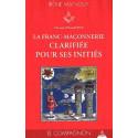 Echarpe 3eme Ordre - Rite Francais - cordon, baudrier, GCG GODF, Opera - HRF 057