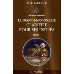 Tablier 4eme Ordre - Rose Croix - Rite Francais - HRF 478