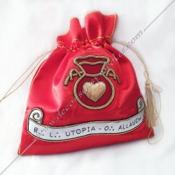 SAC003-sacs-rouge-troncs-bienfaisance-veuve-poches-bourses-maconniques-atelier-accessoires-outils-de-loge-fm