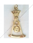 Masonic jewelry from the perfection lodges, chapters and areopages of the AASR