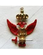 Bijoux maçonniques des ateliers supérieur du Grand Ordre Egyptien