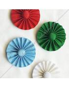 Masonic Rosettes on Velcro