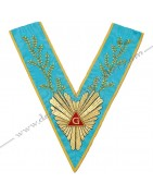 Worshipful Master Collars