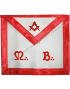 Masonic Regalia aprons, collars, sashes of high quality of AASR