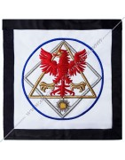 Masonic regalia of 12th degree of the Egyptian Grand Order (GOE) of Memphis Misraim Rite